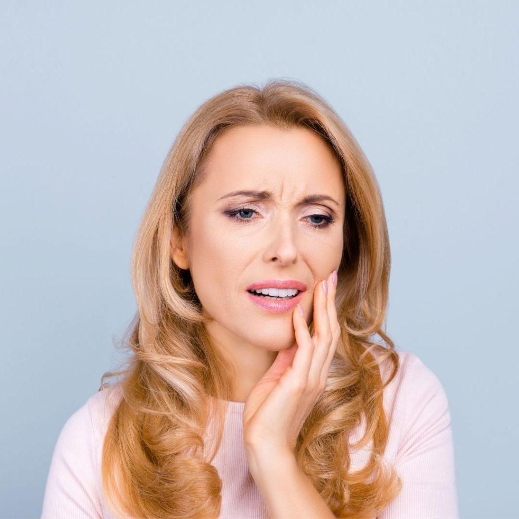 Painful Dental Veneers